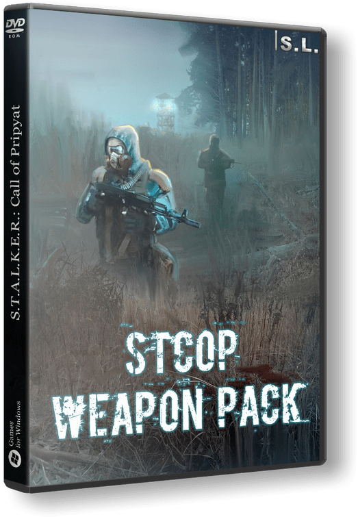 STCoP Weapon Pack