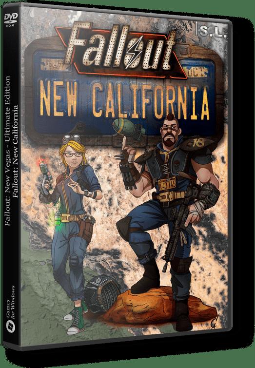 New Vegas - Ultimate Edition / Fallout: New California